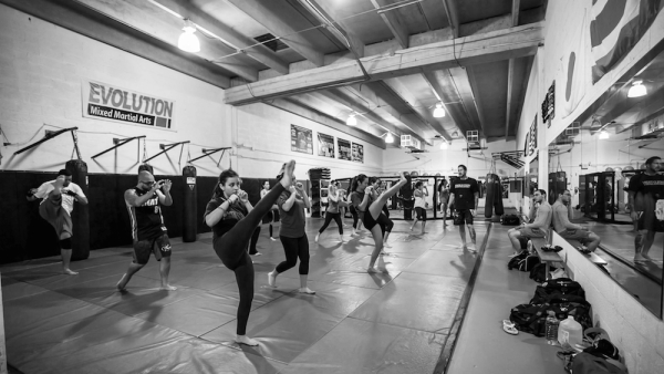 Fitness Kickboxing in Miami - Evolution MMA Miami