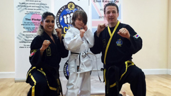 Kids Martial Arts in - Martial Arts and Yoga
