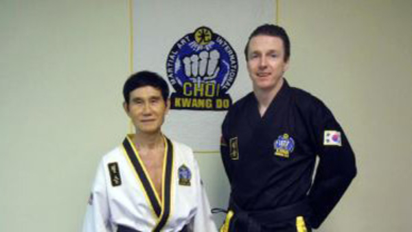 Adult martial arts earlsfield