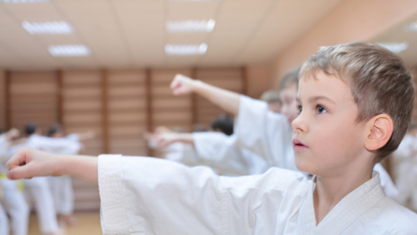 Kids Martial Arts in Ann Arbor  - Quest Martial Arts