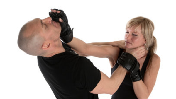 Self Defense in Winston Salem