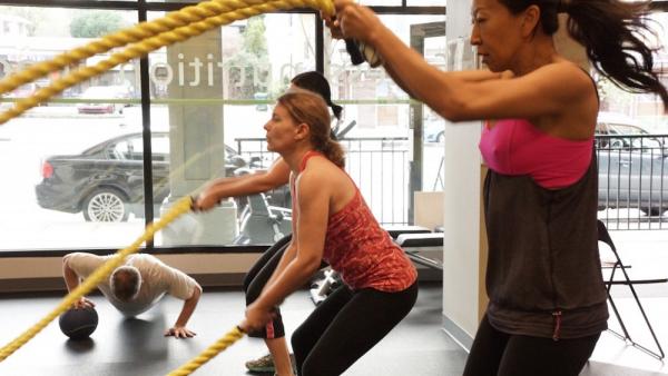 Semi Private Training in Kirkland - Embody Health