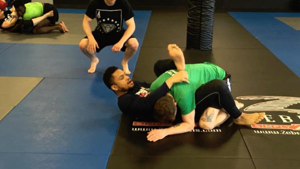 Brazilian Jiu Jitsu in Lawrenceville - American Top Team Of Gwinnett