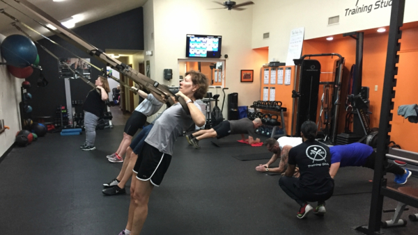 Group Training in Gainesville - Axis Training Studio
