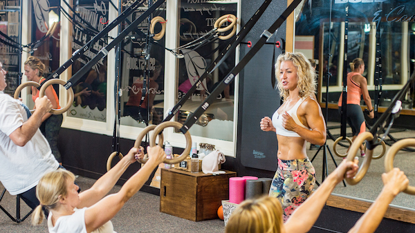 Group Fitness in Temecula  - P3 Fitness Temecula