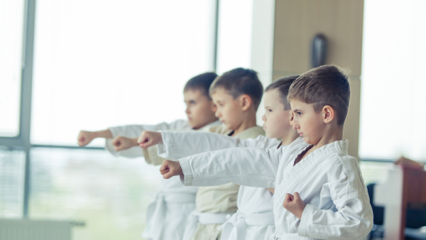 Kids Martial Arts  in Graham  - Skillz 4 Kidz