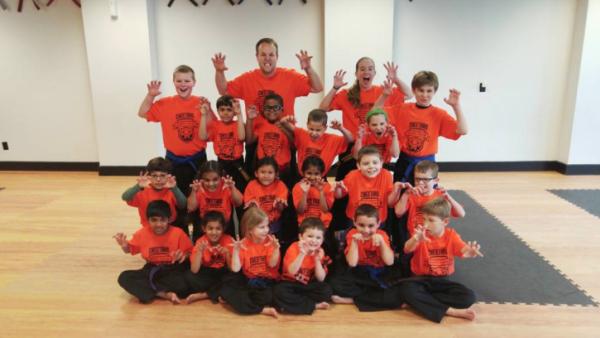 Kids Martial Arts  in Plano - Plano Taekwondo America