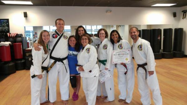 Adult Martial Arts  in Plano - Plano Taekwondo America