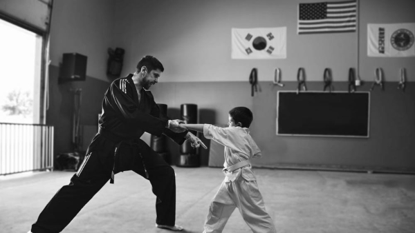 Kids Martial Arts  in Boise - Bodies In Motion