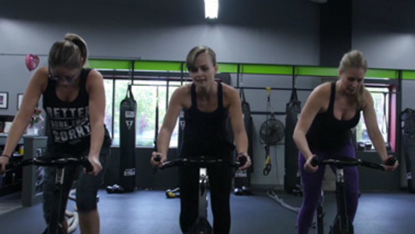 Group Fitness Classes in Pleasanton - HITT Factory