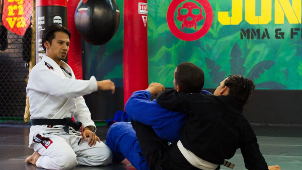 Adult Martial Arts  in Orlando - The Jungle MMA And Fitness