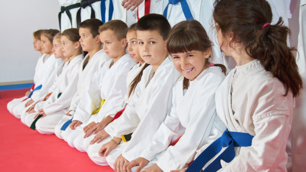 Kids Martial Arts  in Akron - Zahand's Martial Arts