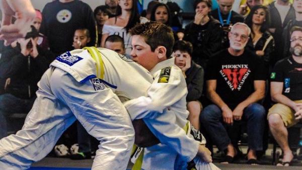 BJJ Competition Training in Downtown Phoenix - Arizona BJJ