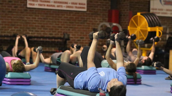 Fitness Classes  in Kernersville  - Allen Branch's Fitness One Training Systems