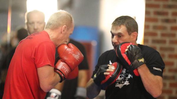 Kickboxing  in Kernersville  - Allen Branch's Fitness One Training Systems