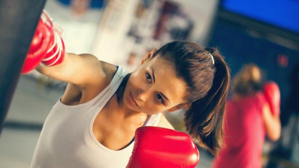Fitness Kickboxing in Charlottesville  - Superior Martial Arts - Charlottesville