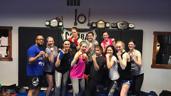 Muay Thai  in 	 Boston - Combat Sports