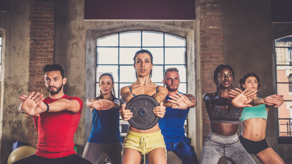 Group Fitness  in Shawnee - Right Fit - Fuel & Fitness