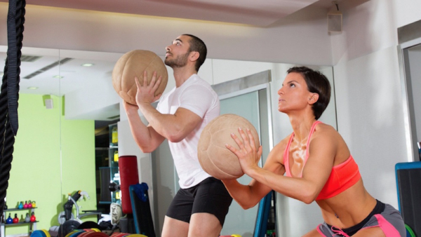 Bootcamp in Shawnee - Right Fit - Fuel & Fitness