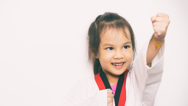 Kids Martial Arts in Leicester - MG Black Belt Academy