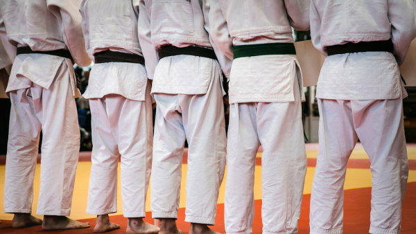 Adult Martial Arts  in Leicester - MG Black Belt Academy