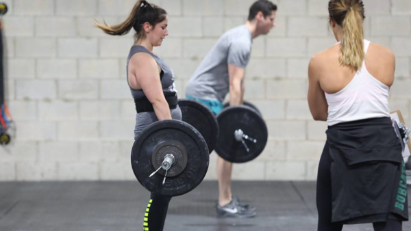 Group Fitness in Columbus - Ohio Strength