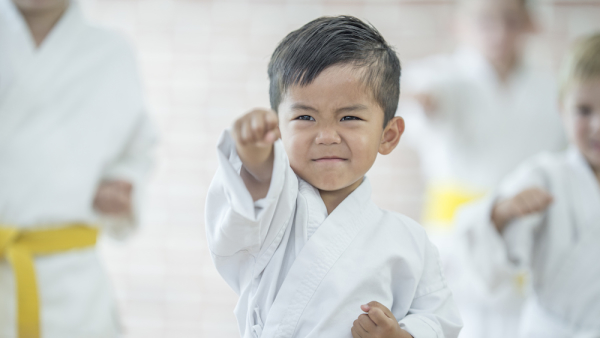 Kids Martial Arts  in Manhattan - Evolution Training Center