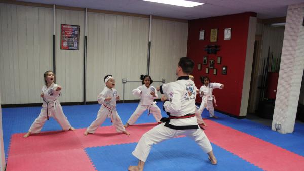 Kids Martial Arts  in Kingston - Jae Nam Training Academy
