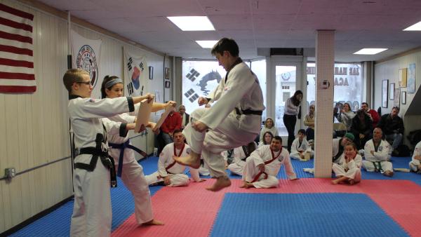 Teen Martial Arts  in Kingston - Jae Nam Training Academy