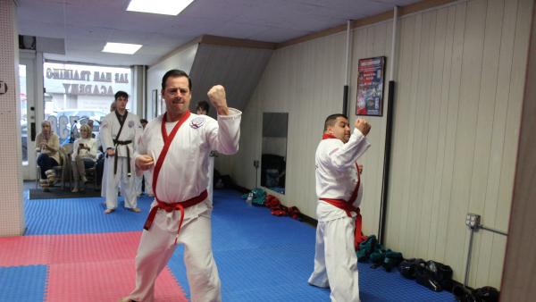 Adult Martial Arts  in Kingston - Jae Nam Training Academy