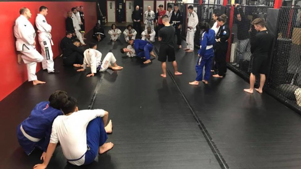 Brazilian Jiu Jitsu  in Quincy - Trifecta MMA