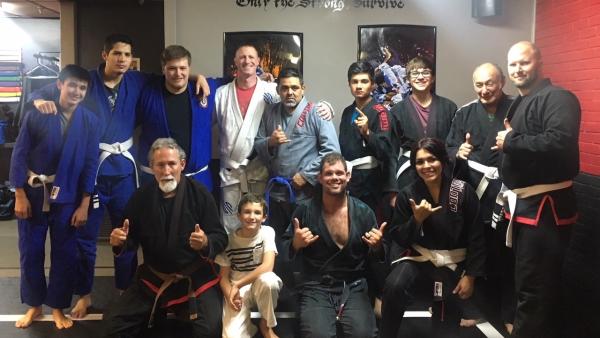 Jiu Jitsu  in New Braunfels - Family Jiu Jitsu