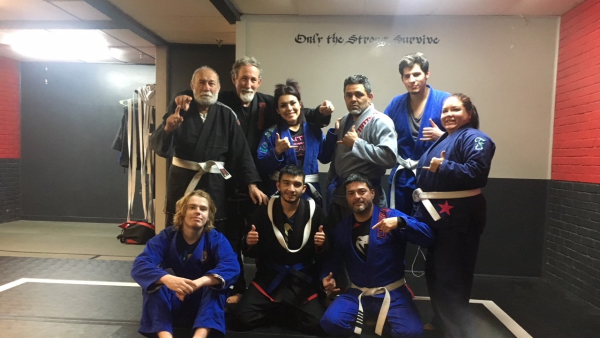 Adult Martial Arts in New Braunfels - Family Jiu Jitsu