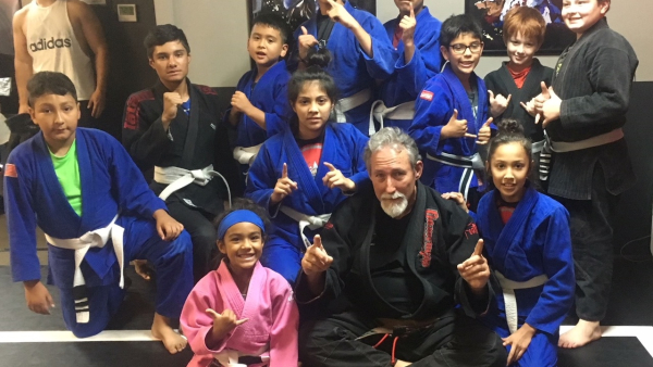 Kids Martial Arts in New Braunfels - Family Jiu Jitsu