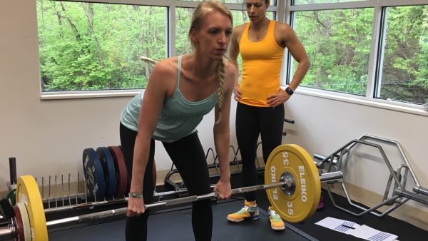 Strength Training in Chicago River North - 3rd Coast Athlete Lab