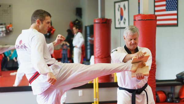 Adult Martial Arts  in Sherwood - MUSA Martial Arts