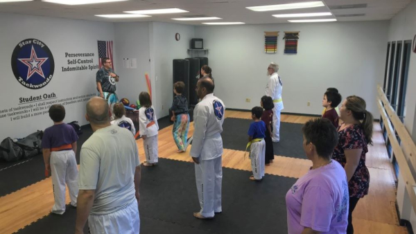 Kids Martial Arts near Roanoke
