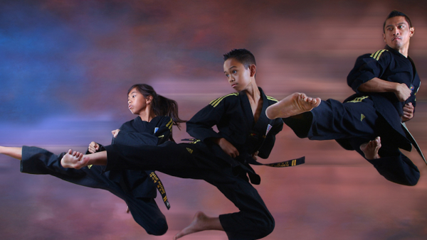 Adult Martial Arts  in Rancho Cucamonga - Pacific Taekwondo Training Center