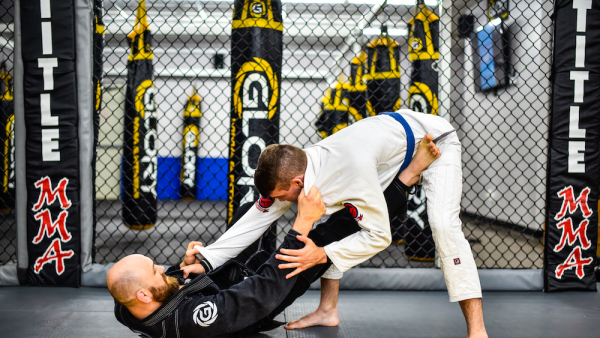 Brazilian Jiu Jitsu  in Kansas City - Glory Mixed Martial Arts & Fitness