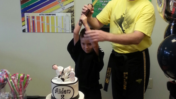 Birthday Parties  in Matthews - Premier Martial Arts