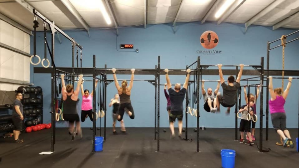 CrossFit in Salem - CrossFit View