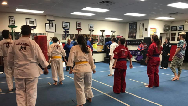 Family Martial Arts  in Cottonwood - KC's Family Tae Kwon Do