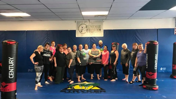 Group Fitness in Bristol - Stryker Martial Arts Academy