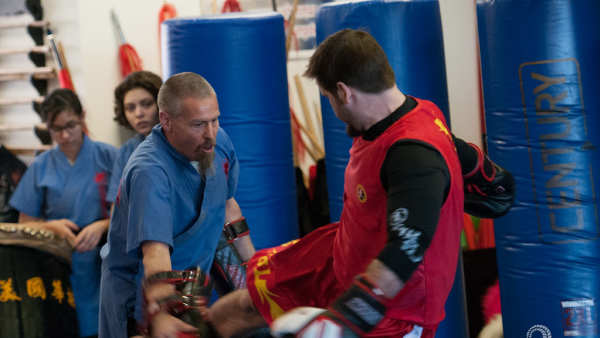 Fitness Kickboxing in Aurora - National Martial Arts Academy