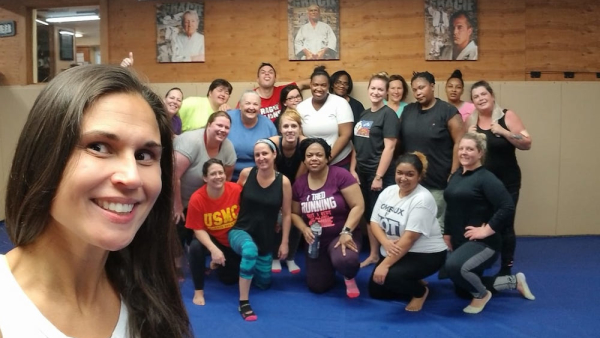 Group Fitness in Lafayette - Champagne's Martial Arts