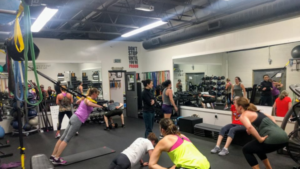 Group Fitness in Sherwood - MUSA Martial Arts
