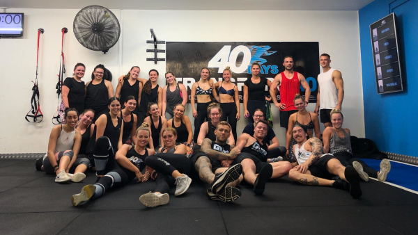 Group Fitness in Cronulla - Transform40