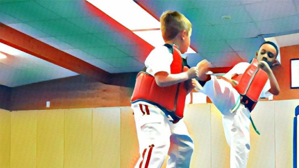 Kids Martial Arts  in Lafayette - Champagne's Martial Arts