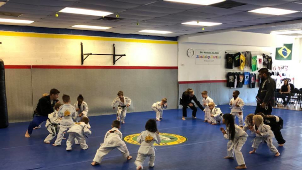 Kids Martial Arts Leon Valley