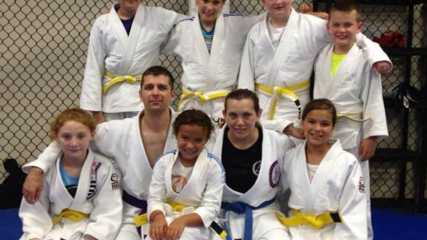 Kids Martial Arts  in Morgan City - Team Hopkins Morgan City Jiu Jitsu